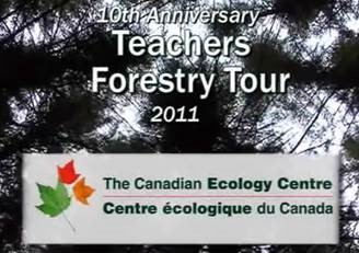 Teachers Forestry Tour 2011