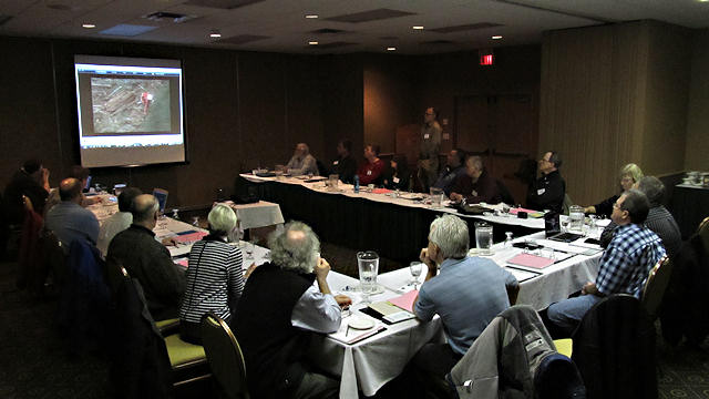 CSA Advisory Group meeting